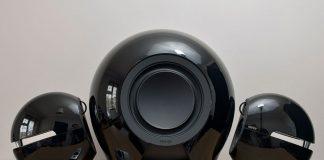 The Black version of the Edifier e235 Luna E speaker system
