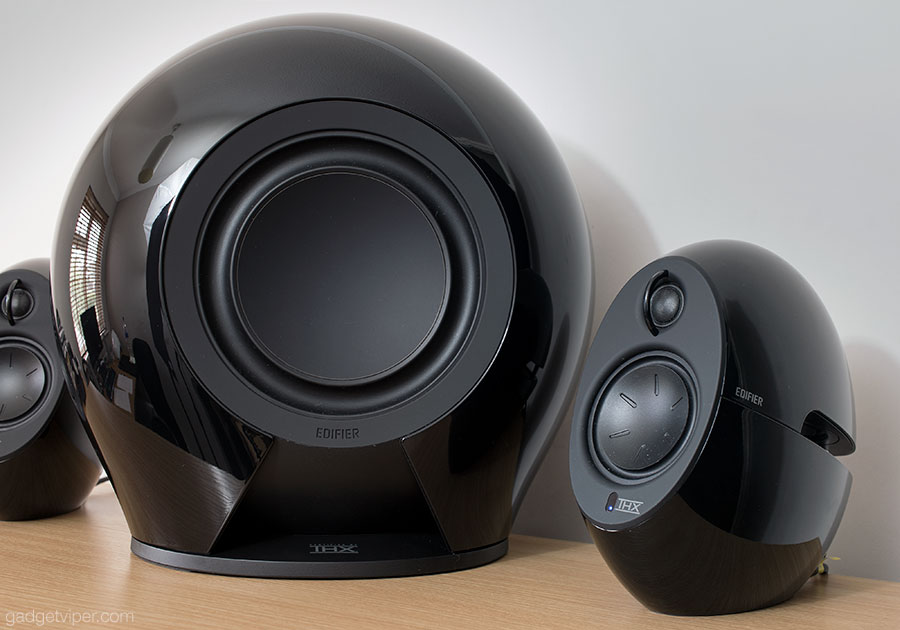 The Edifier e235 Luna E speaker system review