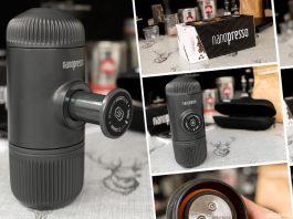 The Nanopresso Review - A Portable Espresso Coffee Machine