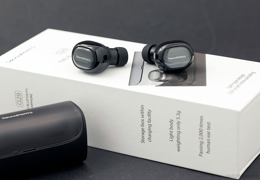 SoundPeats Q29 Review - Fully Wireless Bluetooth Earbuds