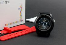The DT No.1 G8 Smart Watch Review