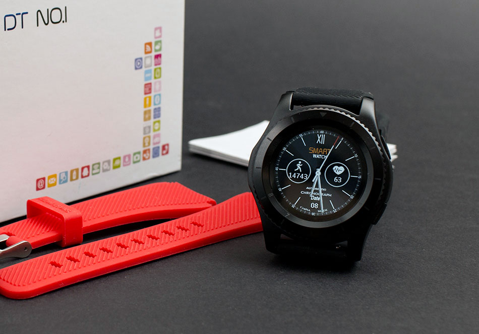 Dt No 1 G8 Smart Watch Review An Affordable Wearable