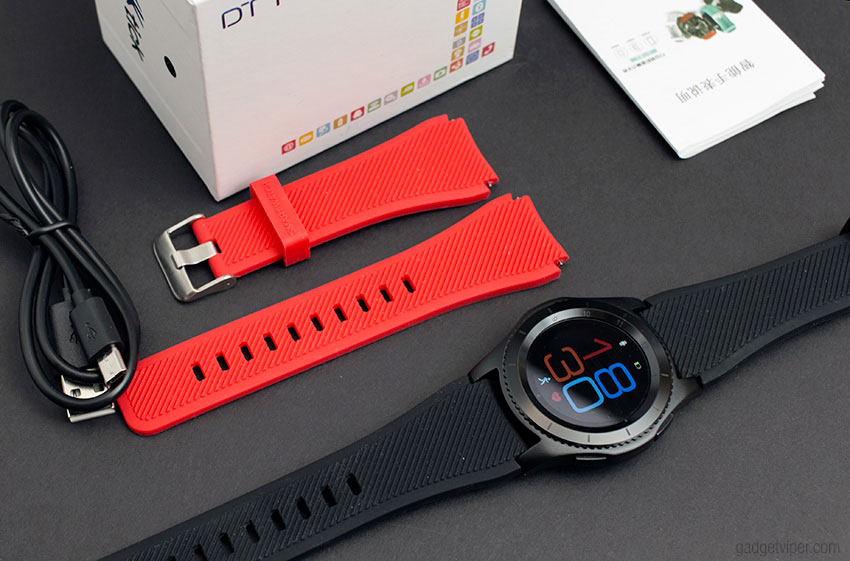 Unboxing the DT No.1 G8 Smart Watch