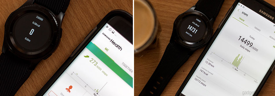 Testing the accuracy of the G8 Smart Watch