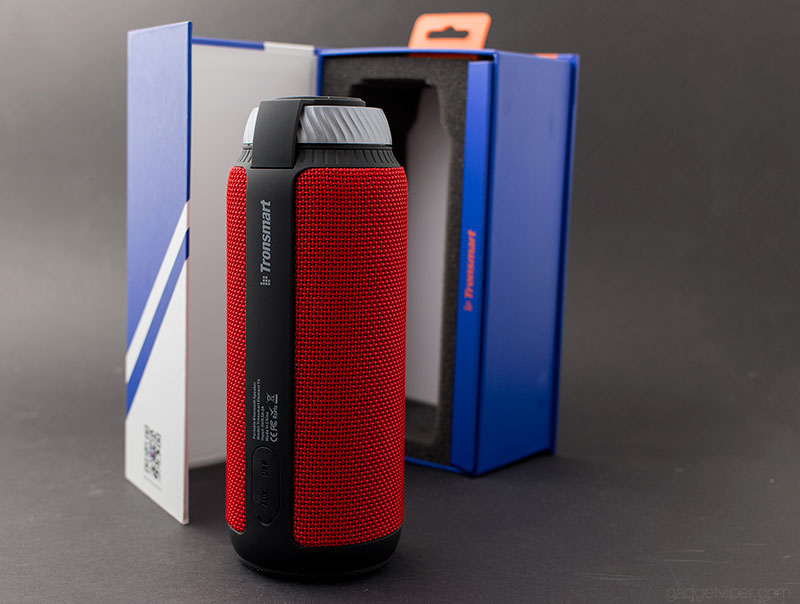 The Tronsmart T6 Element Bluetooth Speaker