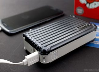 ROMOSS UP10 UPower Power Bank 10000mAh Review