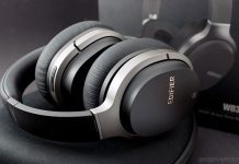 The Edifier W830BT Bluetooth headphones review