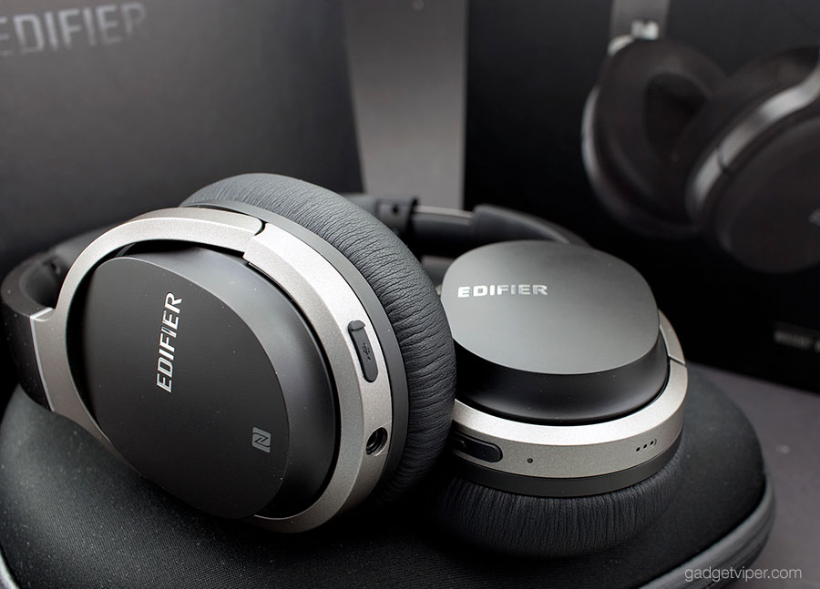 The Sound Quality of the Edifier W830BT Bluetooth Headphones