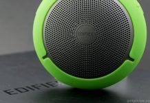 The Edifier MP100 portable Bluetooth speaker review