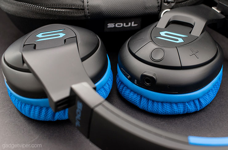 The SOUL X-TRA - The Best Wireless Headphones for Running