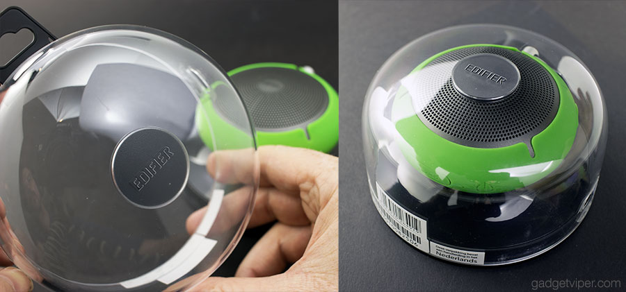 Unboxing the Edifier MP100 Portable Bluetooth speaker