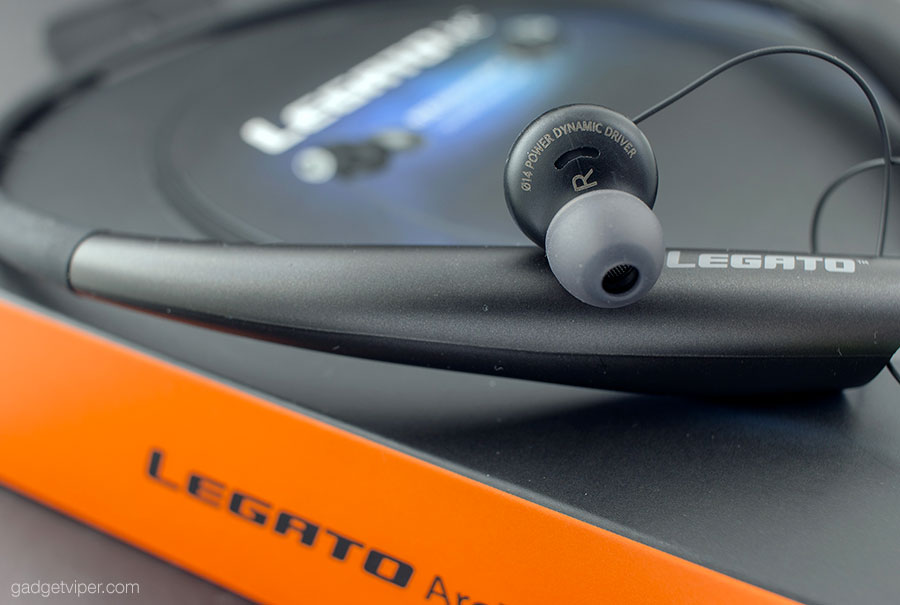 The sound quality and performance of the Spigen R72E wireless neckband headphones