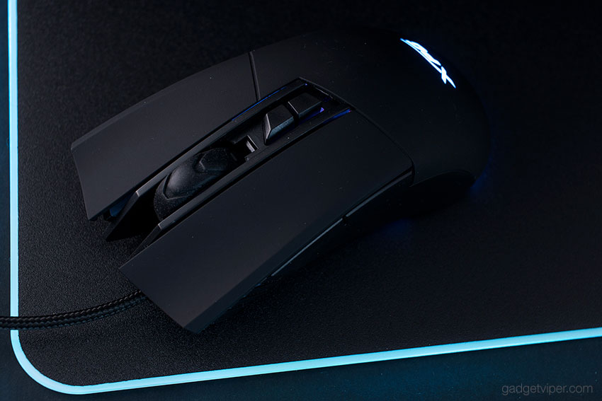 The XPG Infarex M10 gaming mouse
