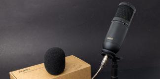 The AUKEY MI-U2 USB condenser microphone review