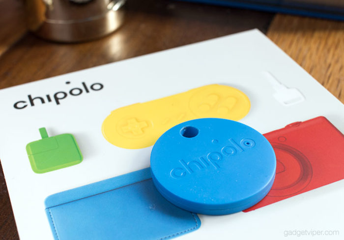 The build quality and design of the Chipolo Classic Bluetooth tracker