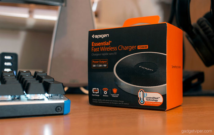 The F306W Spigen Wireless Charger Review