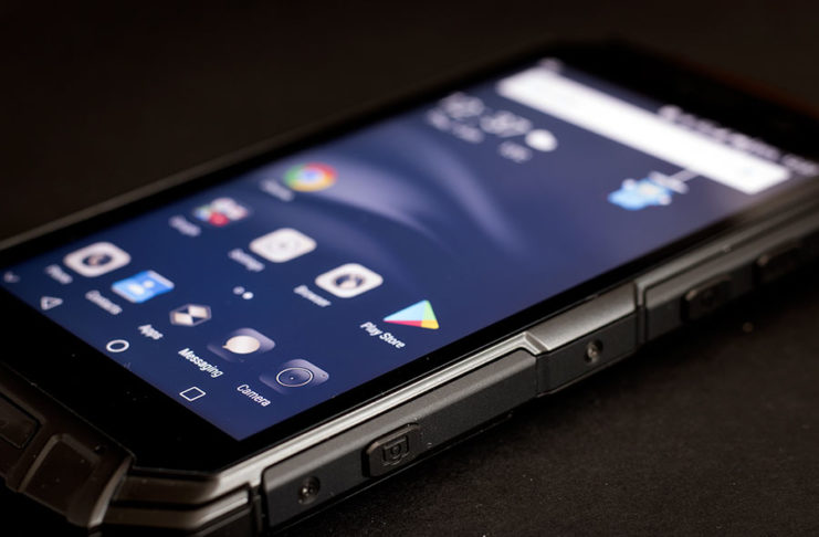 The Aermoo M1 rugged smartphone review