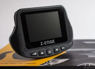 The Z-Edge S3 Stealth Dash Cam
