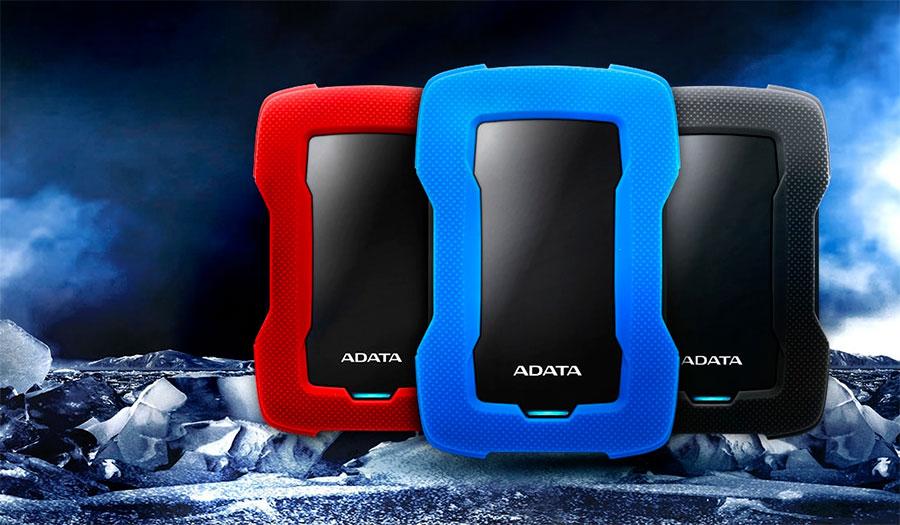 ADATA HD330 external hard drive review