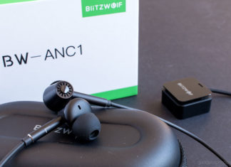 A review of the Blitzwolf BW-ANC1 Bluetooth Active Noise Cancelling In-Ear Headphones