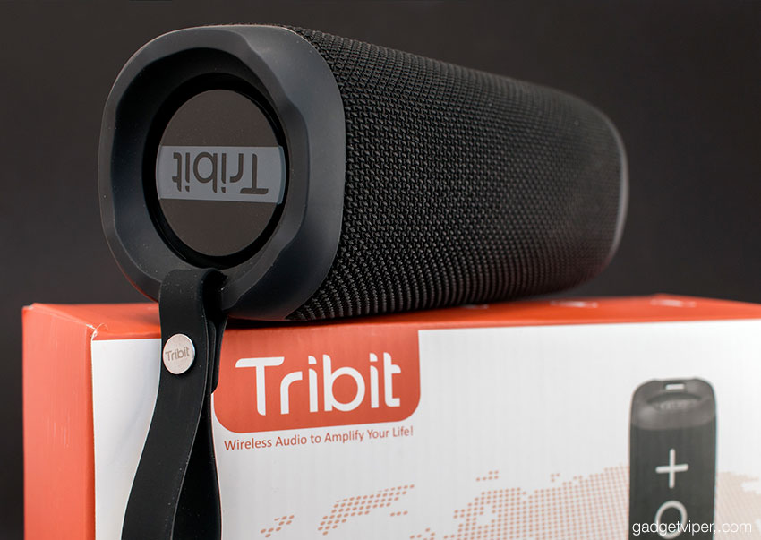 The sound quality from the Tribit XBOOM Bluetooth speaker