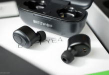 Blitzwolf BW-FY4 True Wireless Earbuds Review