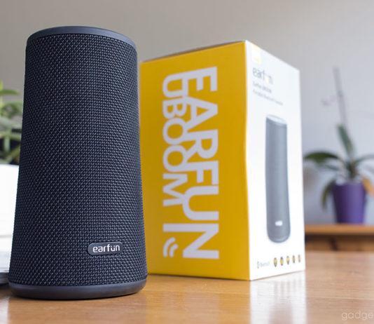 Earfun UBOOM Bluetooth Speaker Review