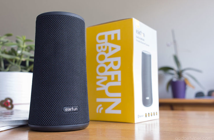Earfun UBOOM Bluetooth Speaker Review