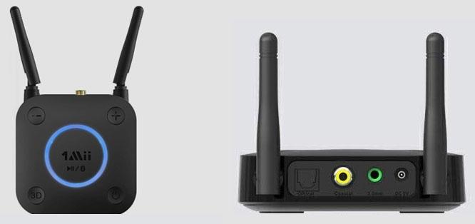 Dual Antenna Bluetooth Audio Adapter